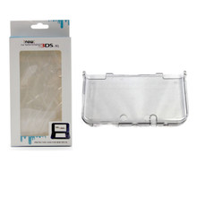 New 3DS XL Crystal Armor Protective Case (Hexir)