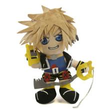 "Sora with Keyblade - Kingdom Hearts 12"" Plush"