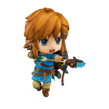"Breath of the Wild Link - Legend of Zelda 3"" Droid Action Figure"