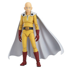 "Saitama - One Punch Man 6"" Interchangeable Figure"