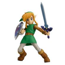 """Link - Legend of Zelda A Link Between Worlds 6"""" Interchangeable Figure"""