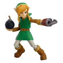 """Link Deluxe Set - Legend of Zelda: A Link Between Worlds 6"""" Figure"""