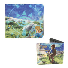 "Breath of the Wild - The Legend of Zelda 4x5"" BiFold Wallet"