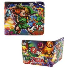 """Young Link - The Legend of Zelda 3x5"""" BiFold Wallet"""