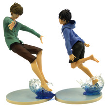 "Haru and Makoto - Free! Starting Days 7"" Figures"
