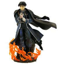 "Roy Mustang - Fullmetal Alchemist 8"" Action Figure"