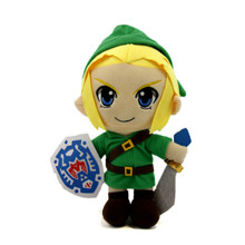 "Link - The Legend of Zelda 12"" Plush"