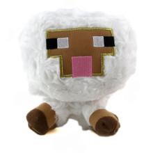 "Baby Sheep - Minecraft Overworld 7"" Plush"