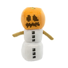"Snow Golem - Minecraft Overworld 7"" Plush"