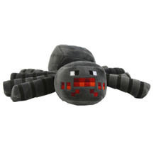 "Spider - Minecraft Overworld 7"" Plush"