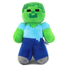 "Zombie - Minecraft Overworld 7"" Plush"