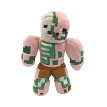 "Zombie Pigman - Minecraft Nether 7"" Plush"
