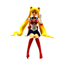 "Sailor Moon Usagi Sitting - Sailor Moon 5"" Figure"