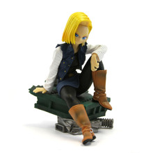 """Android 18 - DragonBall Z 5"""" Action Art Figure"""