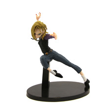 "Android 18 - DragonBall Z 6"" Action Art Figure"