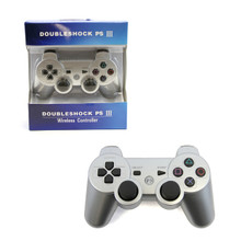 PS3 Wireless OG Controller Pad - Silver (Hexir)