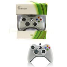 Xbox 360 Wired Analog Controller Pad - White (Hexir)