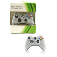 Xbox 360 Wireless Controller Pad - White (Hexir)