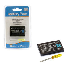 3DS Rechargeable Li-ion Battery Pak 2000 mAh 3.7V (Hexir)