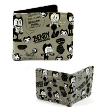 "Bendy Expressions - Bendy and the Ink Machine 4x5"" BiFold Wallet"