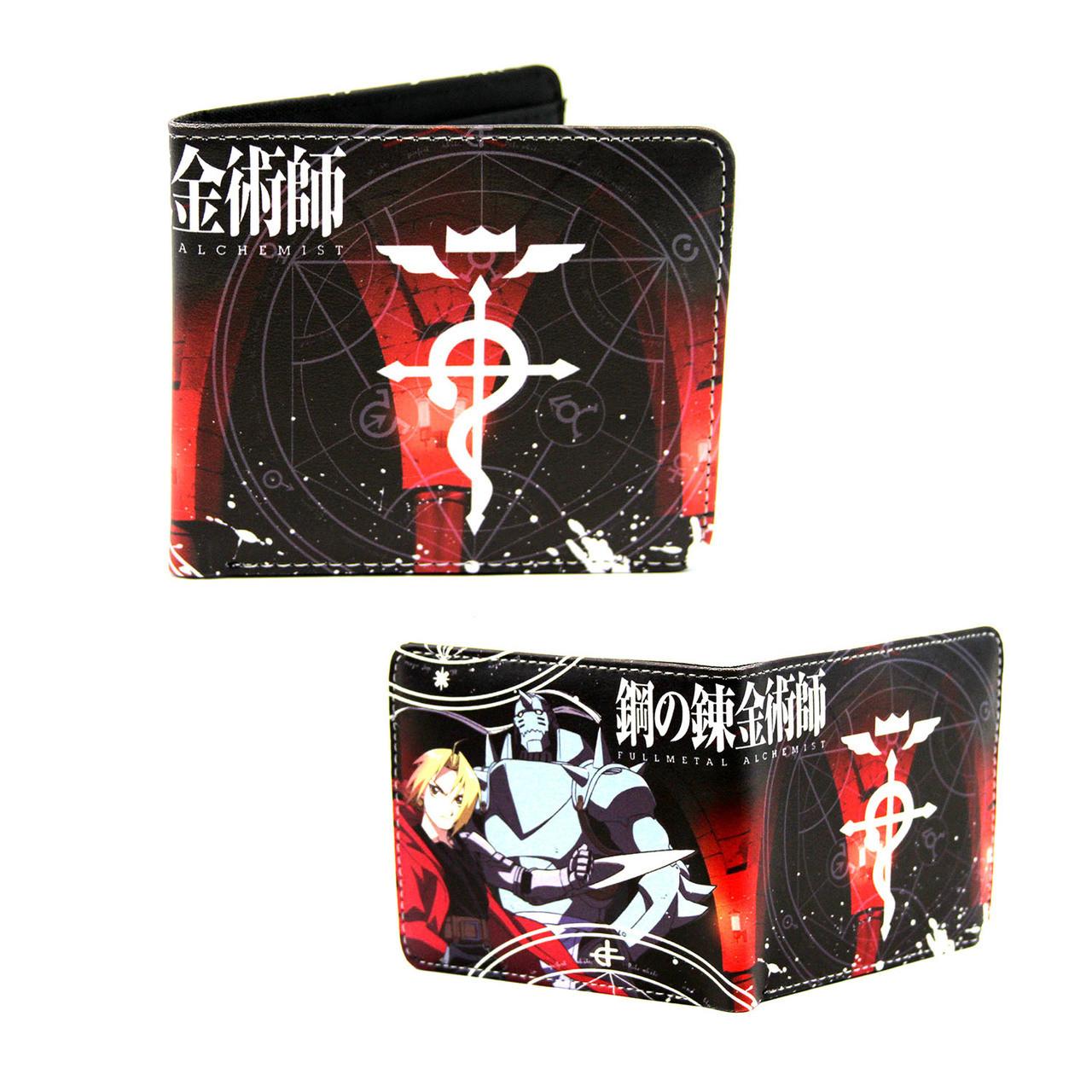 "Buy Flamel Symbol - Fullmetal Alchemist 4x5"" BiFold Wallet ..."