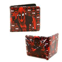 "Comic Deadpool - Marvel 4x5"" Wallet"