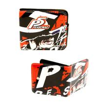 "Persona 5 - Persona 4x5"" Double Wallet"