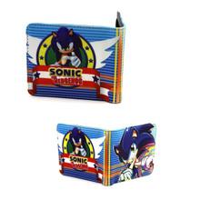 """Sonic - Sonic 3x5"""" Bi-fold Wallet"""