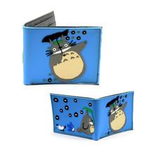 Little Blue Totoro - My Neighbor Totoro Bi-fold Wallet
