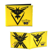 "Team Instinct - Pokemon GO 4x5"" Bi-fold Wallet"