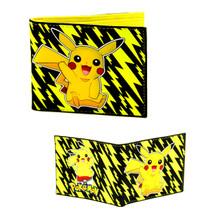 """Electric Pikachu - Pokemon 4x5"""" Bi-fold Wallet"""
