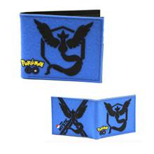 "Team Mystic - Pokemon GO 4x5"" Bi-fold Wallet"