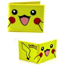 """Pikachu Face - Pokemon 4x5"""" BiFold Wallet"""