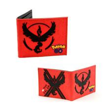 "Team Valor - Pokemon GO 4x5"" Bi-fold Wallet"