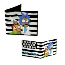 Eyes Open - Rick and Morty Bi-fold Wallet