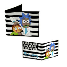Eyes Open - Rick and Morty BiFold Wallet