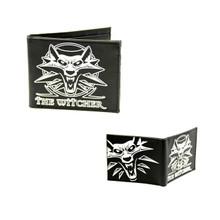 """Wolf Medallion - The Witcher 4x5"""" BiFold Wallet"""