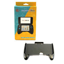 New 2DS-XL Hand Grip Stand Attachment - Black (Hexir)