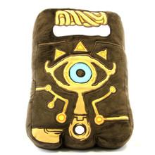"Sheikah Slate - The Legend of Zelda: Breath of the Wild 14"" Plush Pillow (San-Ei)"