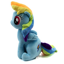 "Sitting Rainbow Dash - My Little Pony 12"" Plush"