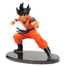 "Young Son Goku - Tenkaichi Budokai 2 - DragonBall Z 6"" Action Figure"