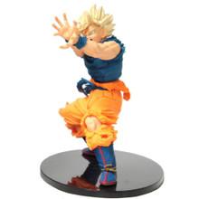 """Super Saiyan Goku - Tenkaichi Budokai 4 - DragonBall Z 7"""" Art Figure"""