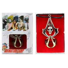 Jackdaw Set - Assassin's Creed 2 Pcs. Ring & Pendant Set