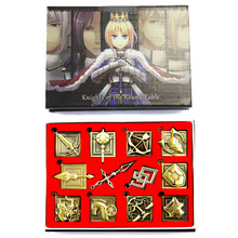 Classes - Fate Stay Night 12 Pcs. Necklace Set