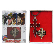 Knights of the Blood Oath - Sword Art Online 2 Pcs. Necklace Set
