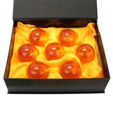 "Dragon Balls - DragonBall Z 3"" Props 7 Pcs. Set"