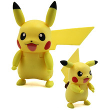 "Pikachu - Pokemon 4"" Action Figure"