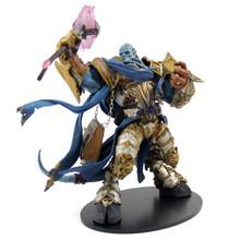 "Vindicator Maraad - World of Warcraft 9"" Action Figure"