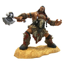 "Durotan - World of Warcraft 6"" Action Figure"