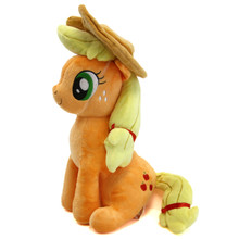 "Sitting Applejack - My Little Pony 12"" Plush"